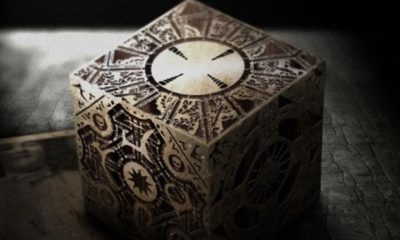 Lament Configuration 400x240 - New Origins of Puzzle Box in Unmade Clive Barker HELLRAISER Reboot + The Lament Guardian Explored