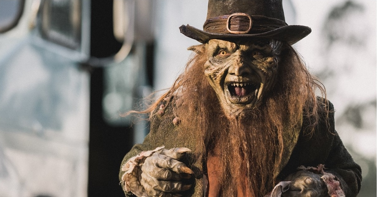 Leprechaun Returns Leprechaun - Look for LEPRECHAUN RETURNS on Blu-ray This June
