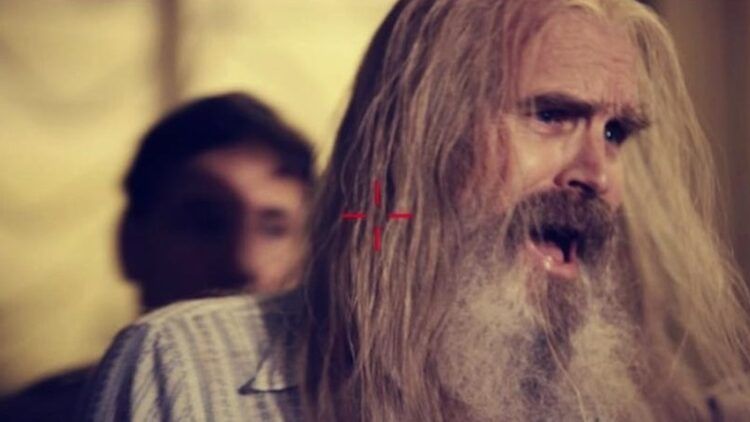 """Otis 3 From Hell 750x422 - Rob Zombie Promises Otis Driftwood is """"Worse Than Ever"""" in THREE FROM HELL"""