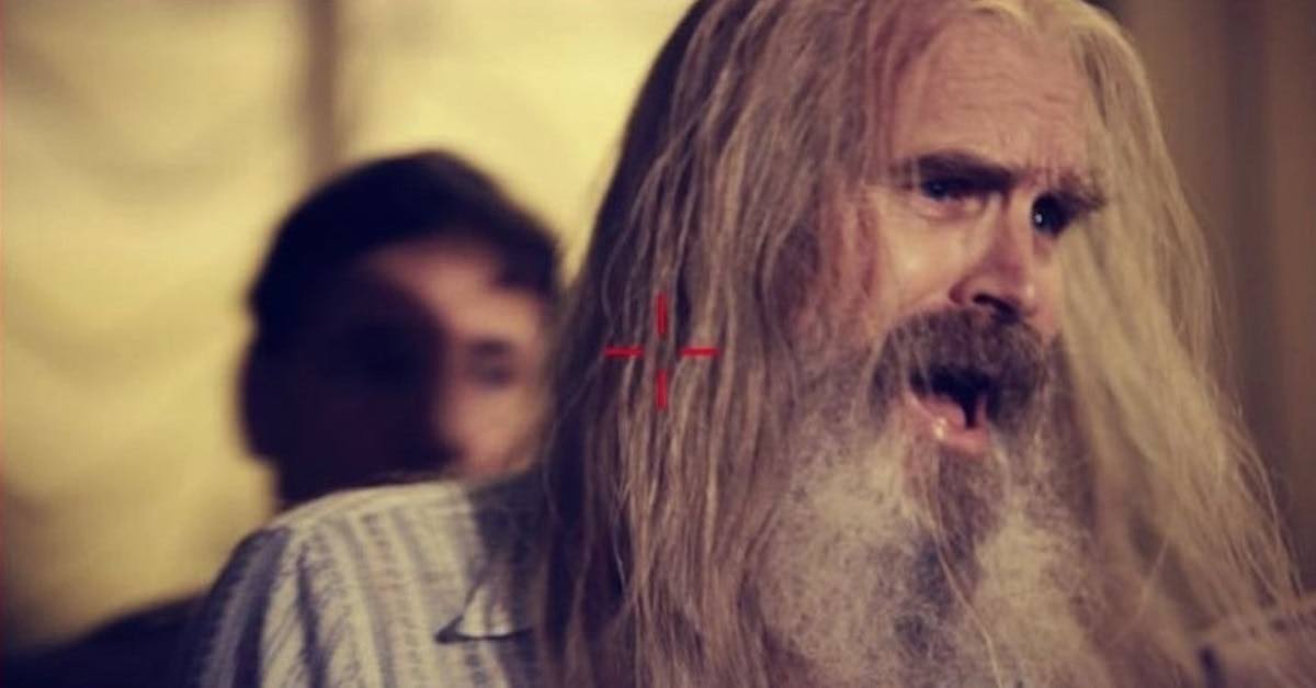 """Otis 3 From Hell - Rob Zombie Promises Otis Driftwood is """"Worse Than Ever"""" in THREE FROM HELL"""