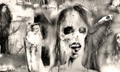 Scary Stories to Share in the Dark 400x240 - Guillermo del Toro-Produced SCARY STORIES TO TELL IN THE DARK Movie Coming This Summer