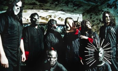 "Slipknot Banner 400x240 - Slipknot Further Teases New Album with ""All Out Life"" Behind-the-Scenes Studio Clip"