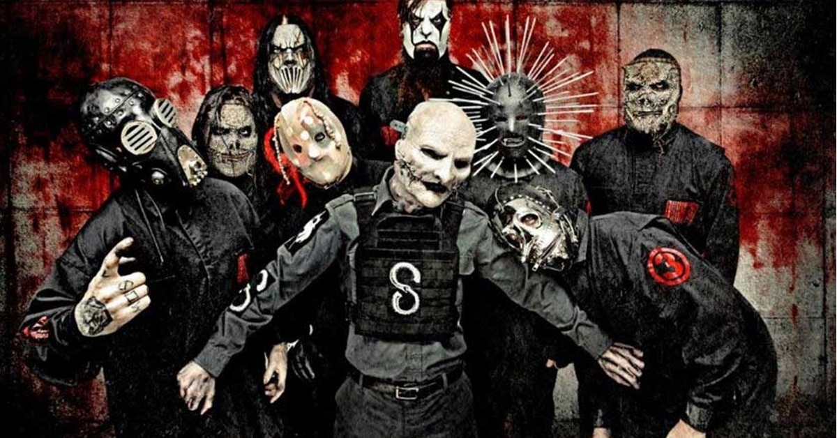 Slipknot - We'll Finally Get to See the New SLIPKNOT Masks When They Play JIMMY KIMMEL LIVE on May 17th
