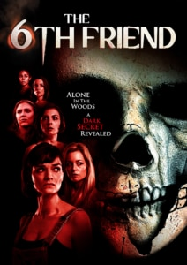 The 6th Friend 2019 Poster 212x300 - New Poster + Release Date Announced for Supernatural Cabin in the Woods Slasher THE 6TH FRIEND