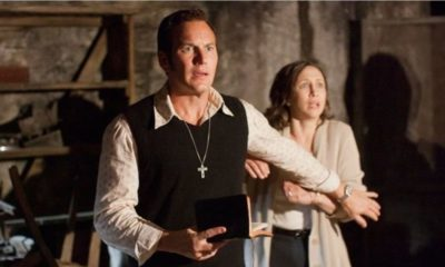 The Conjuring Patrick Wilson 400x240 - Patrick Wilson Promises THE CONJURING 3 is Unlike Anything We've Seen Before