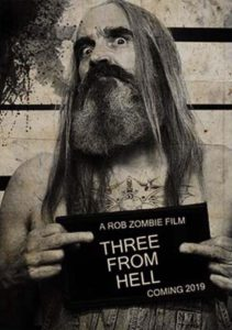 Three From Hell Otis Poster 211x300 - Character From THE DEVIL'S REJECTS will Face the Firefly Family Again in THREE FROM HELL