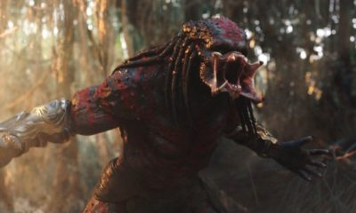 Upgrade Predator 400x240 - Unused Concept Art for Shane Black's THE PREDATOR Reveals Hideous Human Hybrid