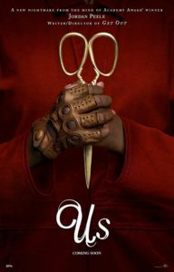 Us 2019 Poster 1 192x300 - Jordan Peele Explains How US is Actually an Easter Horror Story