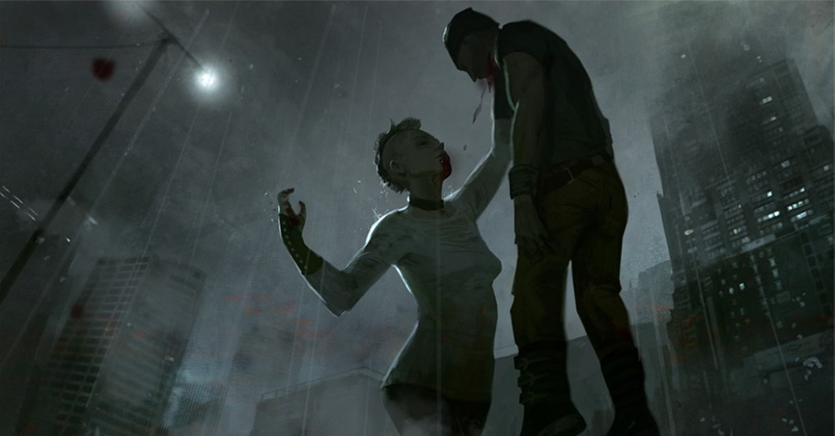 VAMPIRE THE MASQUERADE screenshot - Vampires vs Hurricane Katrina? THE SHALLOWS Writer's Next Flick Sounds Insane