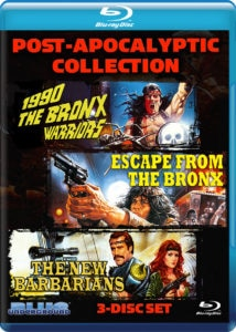 post apocalyptic collection 214x300 - POST APOCALYPTIC COLLECTION Blu-ray Review - Bad Acting, Explosions, And A Lot Of Fun