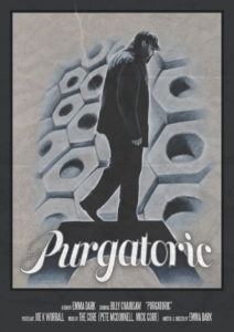 purgatoric poster 1 212x300 - Emma Dark's Experimental Art Film PURGATORIC Released Online; Watch Now