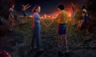strangerthingsseason3banner1200x627 1 400x240 - Festive Poster and Bizarre Teaser for STRANGER THINGS SEASON 3