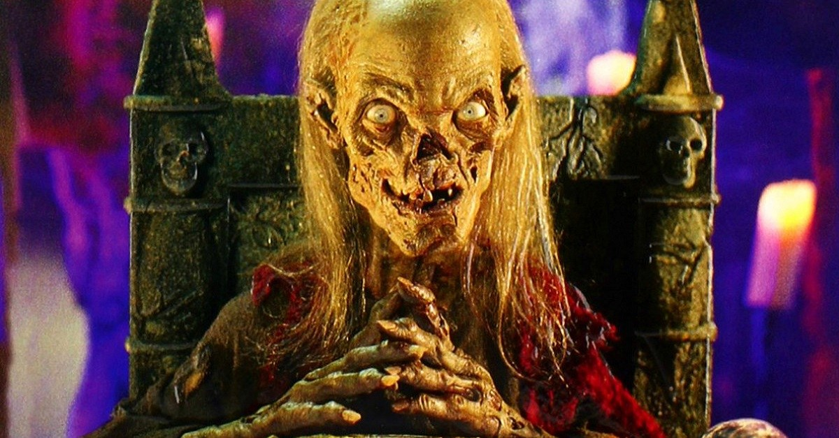 tales01 - Exhuming TALES FROM THE CRYPT: A Showdown of Ghosts of Past, Present & Future