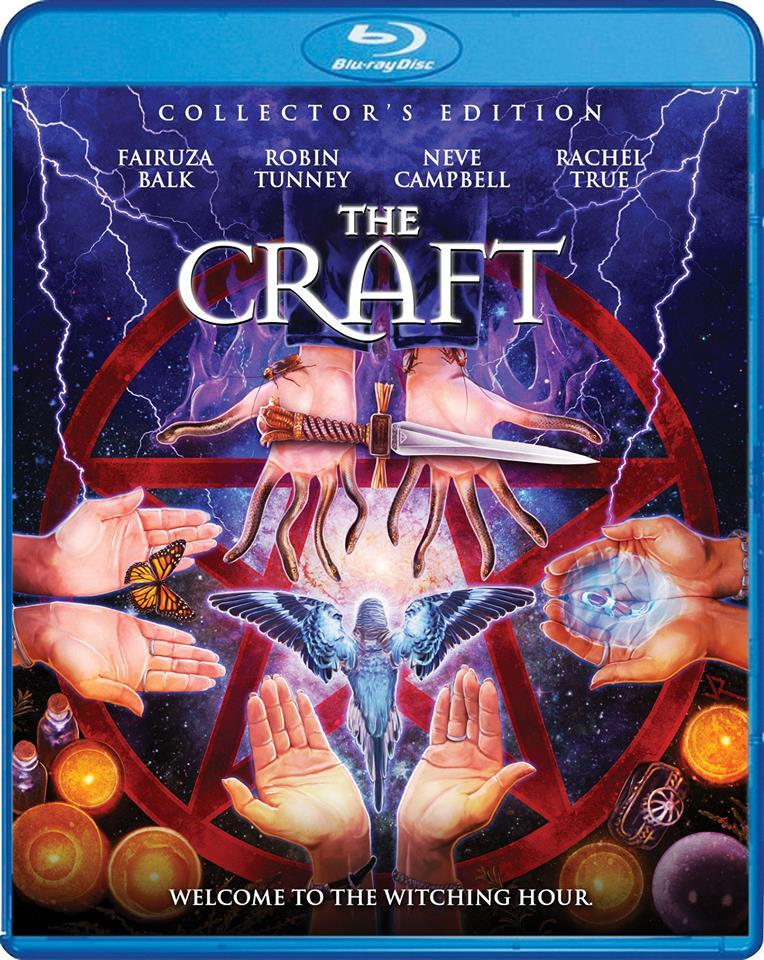 the craft blu ray - Special Features Announced for Scream Factory's Blu-ray/DVD Reissue of THE CRAFT