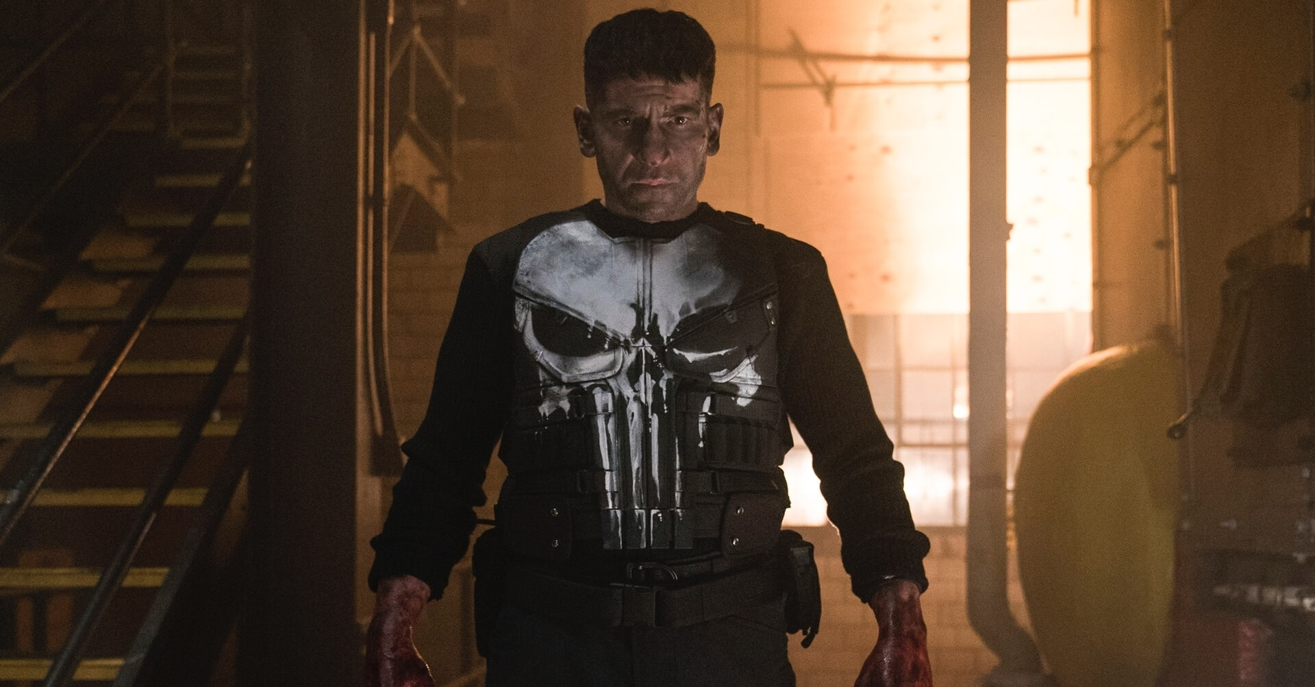 the punisher netflix frank castle 1 - THE PUNISHER Season 2 Making A Killing On Netflix In January