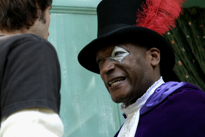 tony todd hatchet - Interview: Tony Todd on CANDYMAN and the State of Horror