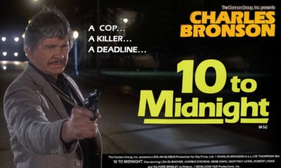 10 to midnight feat 400x240 - 10 TO MIDNIGHT Blu-ray Review - Bronson Takes on Ted Bundy-esque Killer