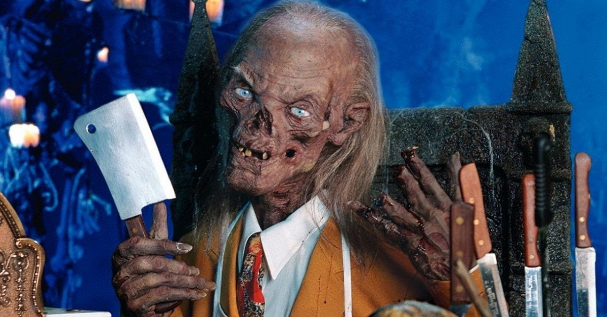 1cryptkeeper - Exhuming TALES FROM THE CRYPT: Curiosity Killed the Werewolf