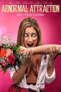 Abnormal Attraction Poster NEW 200x300 - Trailer for Subversive Horror Comedy ABNORMAL ATTRACTION Arriving On Demand Next Month