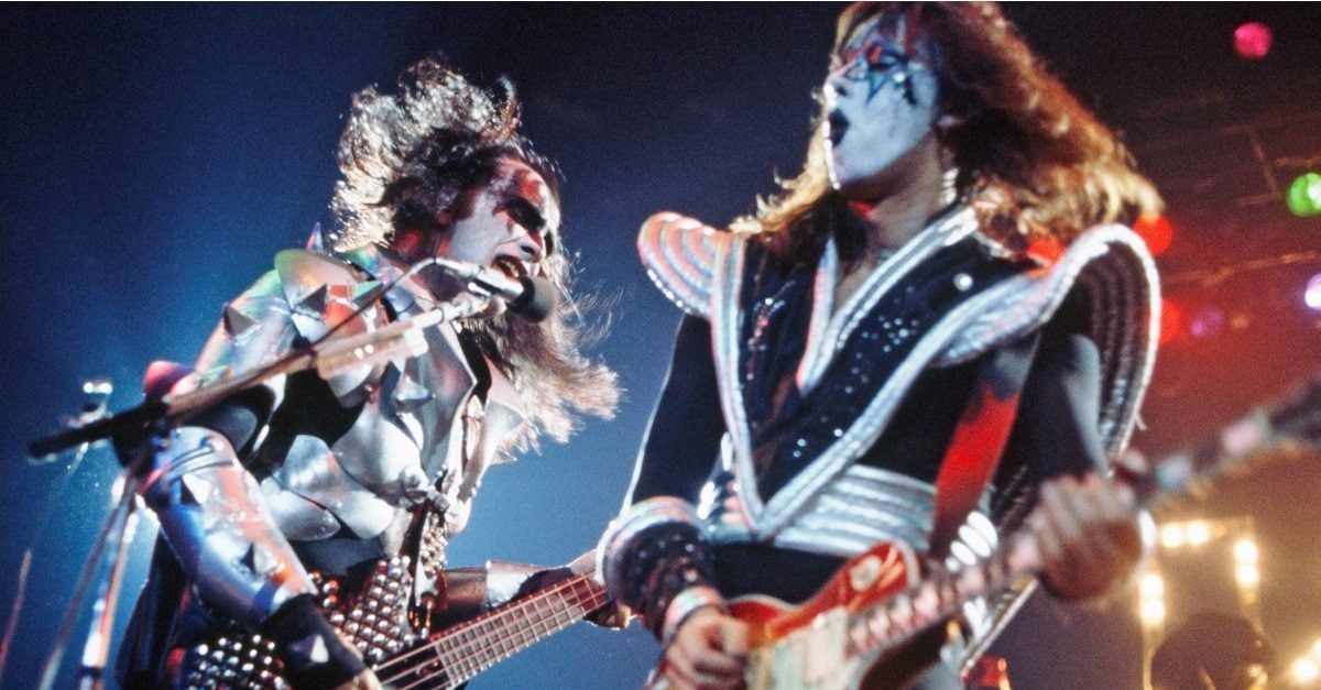 "Ace and Gene KISS - Ace Frehley Blasts KISS Members Gene Simmons & Paul Stanley Over ""End of the Road"" Exclusion"