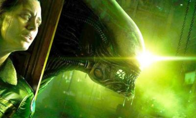 ALIEN ISOLATION Salvage Mode Trailer VF - video dailymotion