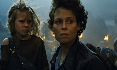 Aliens Newt and Ripley 400x240 - Yet Another Alternate Ending to THE PREDATOR Attempted an ALIEN Connection—With Newt!