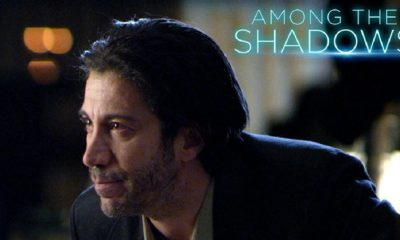 AmongtheShadowsGianniCapaldiCover 400x240 - Interview: Gianni Capaldi Fends Off Werewolves (and Lindsay Lohan) in AMONG THE SHADOWS