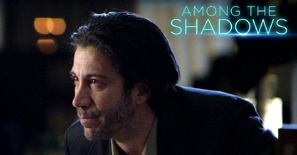 AmongtheShadowsGianniCapaldiCover - Interview: Gianni Capaldi Fends Off Werewolves (and Lindsay Lohan) in AMONG THE SHADOWS
