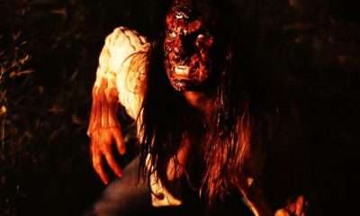 Betsy 2019 Banner 400x240 - Grisly Trailer & Poster for Werewolf Horror BETSY Unleashes the Demon Within