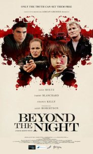 Beyond the Night poster 183x300 - BEYOND THE NIGHT Review - Communicating From Beyond the Grave With a Fresh Twist