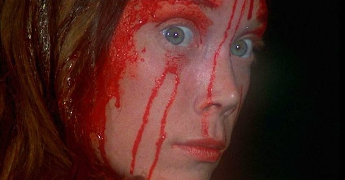 Carrie 1976 Banner - Are These the 10 Scariest Teen Horror Movies Ever Made?