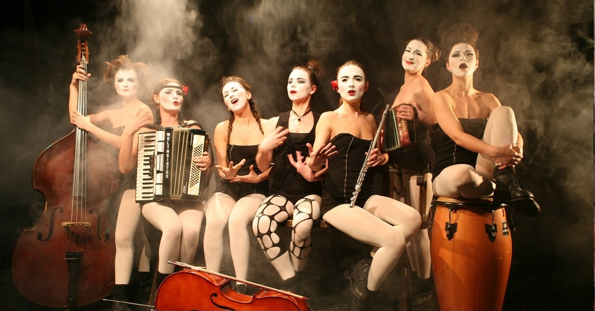 Dakh Daughters - The 19th Annual Edwardian Ball Weekend to Feature Live Performance by Dakh Daughters