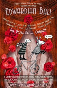 Edwardian Ball 2019 poster1 194x300 - The 19th Annual Edwardian Ball Weekend to Feature Live Performance by Dakh Daughters