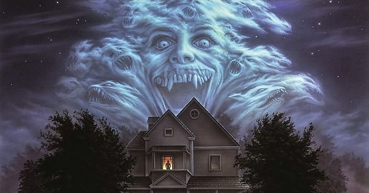 Fright Night 1985 Banner - Collectors Rejoice! Sony is Finally Releasing FRIGHT NIGHT on Blu-ray Packed with Special Features