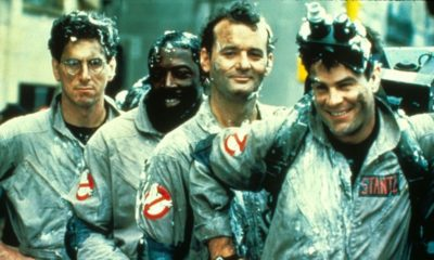 Ghostbusters 1984 400x240 - Never-Before-Seen Deleted/Alternate Scenes from Original GHOSTBUSTERS Hit the Internet