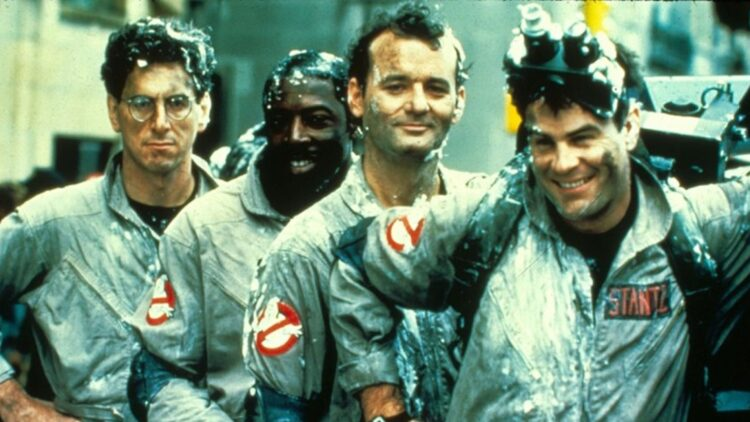 Ghostbusters 1984 750x422 - Let's Be Clear: None of the Original Ghostbusters Have Been Confirmed for GHOSTBUSTERS 3