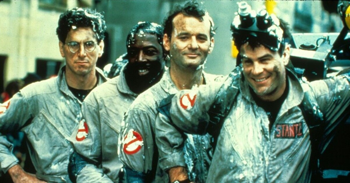 Ghostbusters 1984 - Never-Before-Seen Deleted/Alternate Scenes from Original GHOSTBUSTERS Hit the Internet