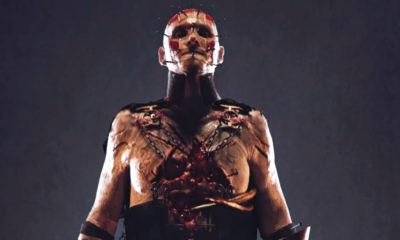 Hellriaser Origins Hell Priest 400x240 - Video Explores Much Different Versions of Pinhead, Engineer & Cenobites in HELLRAISER: ORIGINS