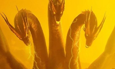King Ghidorah 2019 Banner 400x240 - GODZILLA: KING OF THE MONSTERS Director Reveals Each of King Ghidorah's Heads Has Unique Personality!