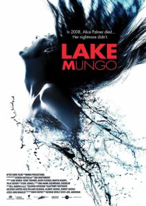 Lake Mungo Poster 213x300 - Video Dives into LAKE MUNGO: The Saddest Horror Movie You've Probably Never Seen