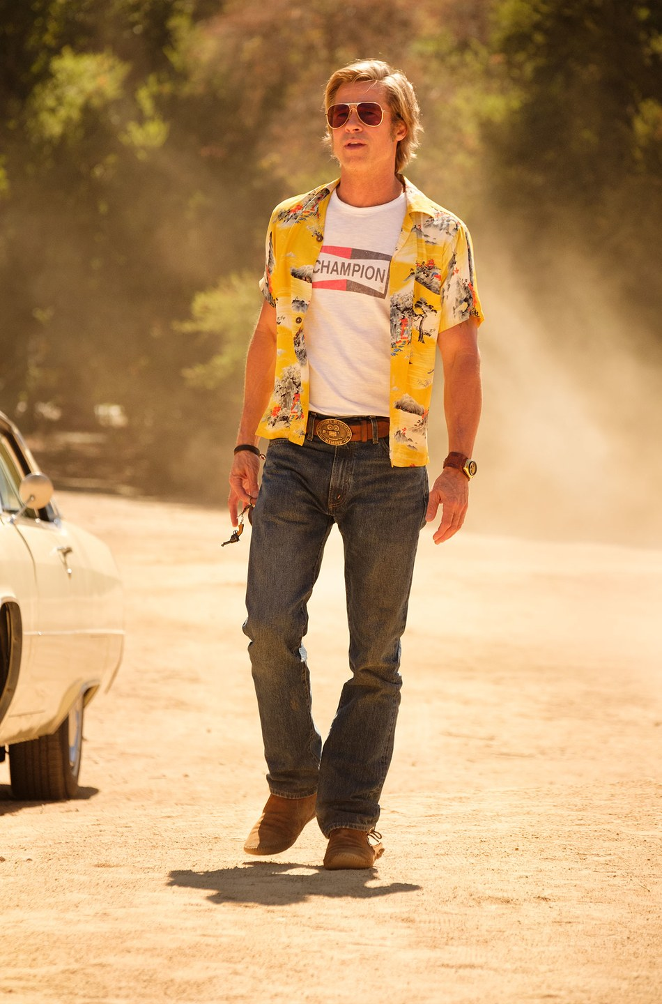 Once Upon a Time in Hollywood 8 - First Official Images from Tarantino's Charles Manson Movie ONCE UPON A TIME IN HOLLYWOOD Hit the Internet