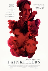 Painkillers 1 sheet 2018 204x300 - PAINKILLERS Trailer Thirsts For Fresh Blood