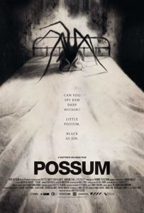 Possum 2019 Poster 203x300 - Man Has Dysfunctional Relationship with a Hideous Puppet in POSSUM Coming to DVD