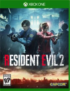 RE2 box art 232x300 - RESIDENT EVIL 2 Review - Resurrected To Perfection