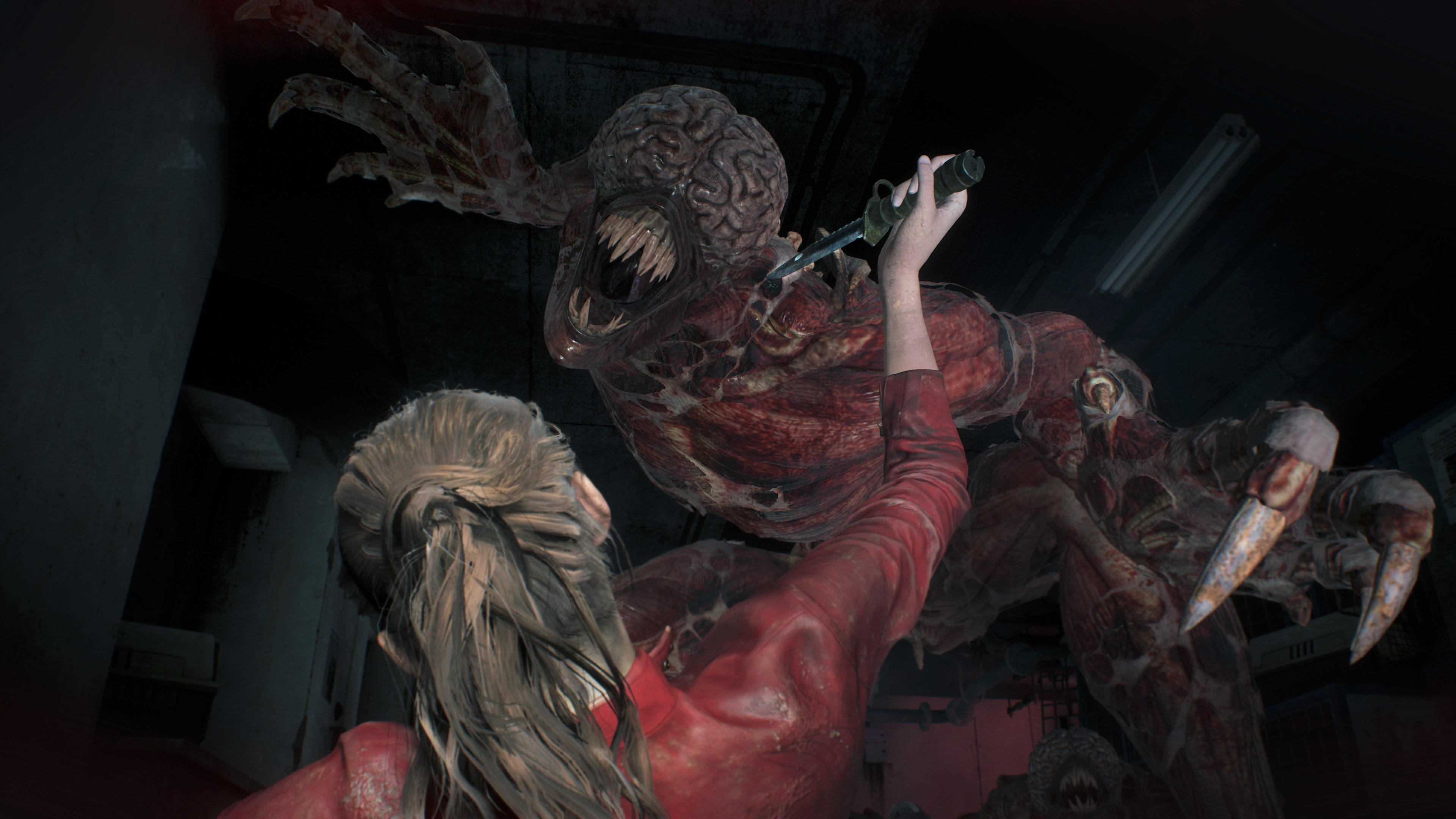 Resident Evil 2 Review Resurrected To Perfection Dread Central