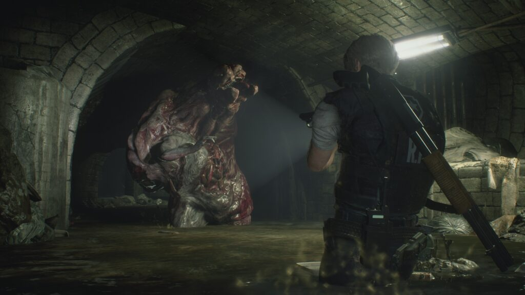 RE2 Dec Screen 23 png jpgcopy 1024x576 - RESIDENT EVIL 2 Review - Resurrected To Perfection