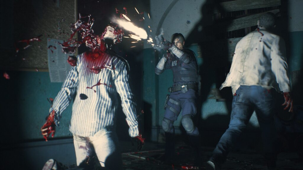 RE2 Leon Oct8 screen9 png jpgcopy 1024x576 - RESIDENT EVIL 2 Review - Resurrected To Perfection