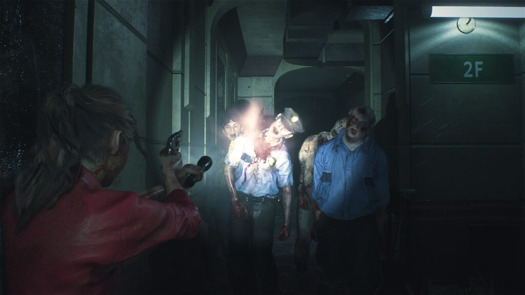 RE2 Sept Screen18 png jpgcopy 1024x576 - RESIDENT EVIL 2 Review - Resurrected To Perfection