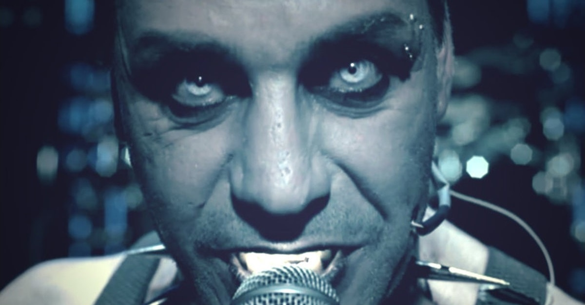 Rammstein Lindermann - LORDS OF CHAOS's Jonas Åkerlund Also Directed These 5 Controversial RAMMSTEIN Videos