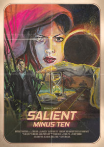 Salient Minus Ten Poster Web L 1 212x300 - Exclusive Hand Painted Poster For Emma Dark's SALIENT MINUS TEN Revealed